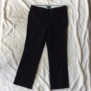 Cropped work pants from J. Crew